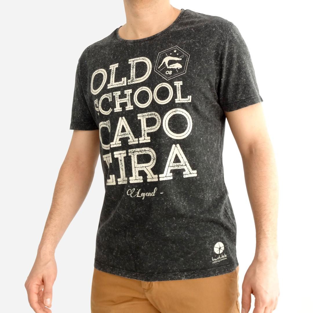 T-Shirt délavé homme