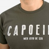Tee-shirt Basic capoeira Homme