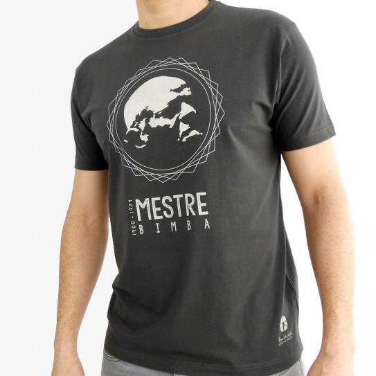 """Man's T-Shirt """"Mestre Bimba"""""""