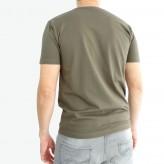 Tee-shirt col V homme design capoeiristes