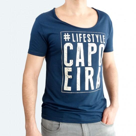 Man's T-Shirt Lifestyle Capoeira