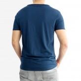 T-Shirt col rond échancré
