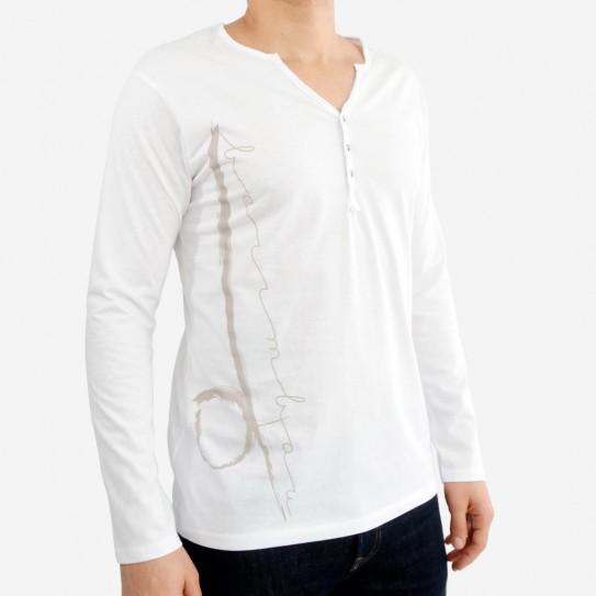 Long sleeves T-Shirt Berimbau