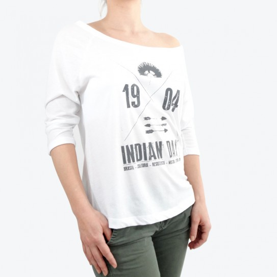 Woman's T-Shirt Indian Day