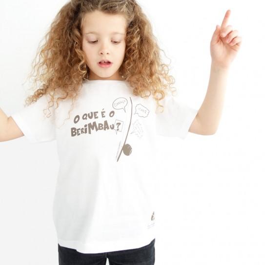 """Kid Capoeira T-shirt - Collection """"DIN DON colorido"""" 4"""