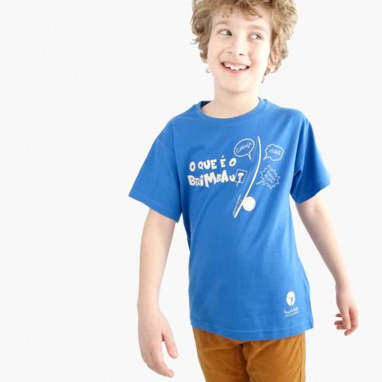 """Kid Capoeira T-Shirt - Collection """"DIN DON colorido"""" 5"""