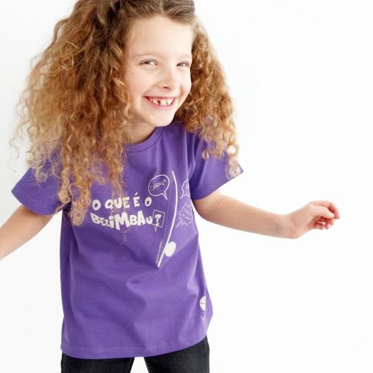 """Kid Capoeira T-shirt - Collection """"DIN DON colorido"""" 9"""