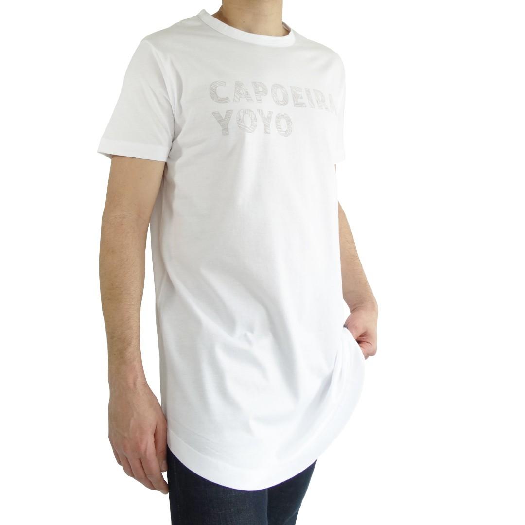 Man's T-shirt Oversize Capoeira Yoyo